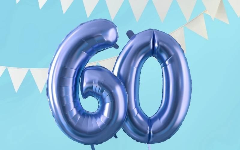 Happy 60th Birthday Images - 40