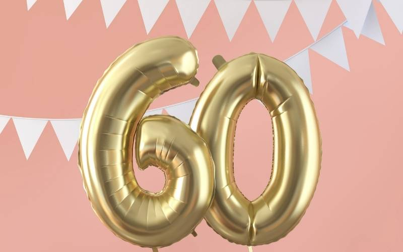 Happy 60th Birthday Images - 41
