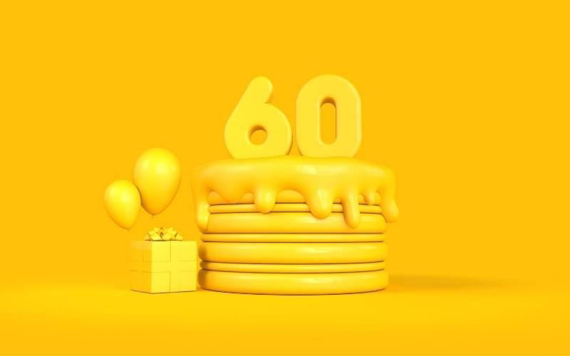 Happy 60th Birthday Images - 42