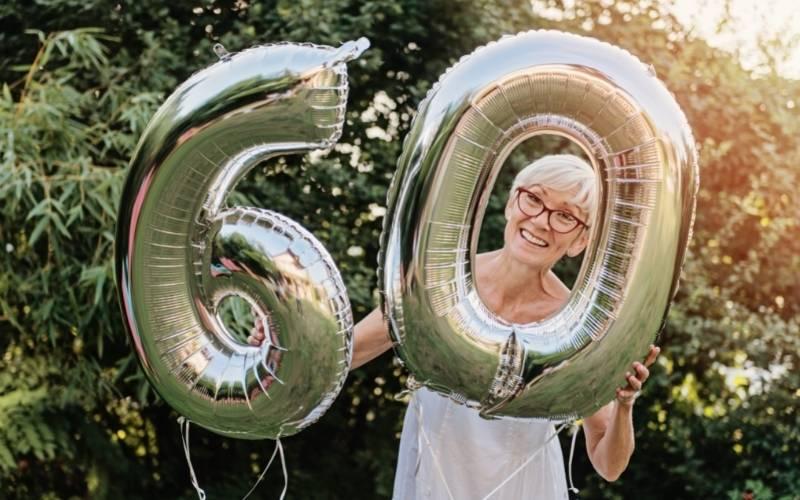 Happy 60th Birthday Images - 45