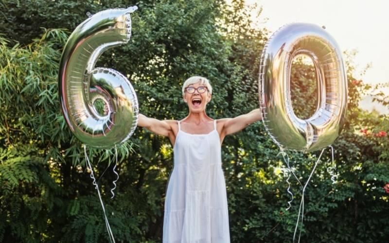 Happy 60th Birthday Images - 46