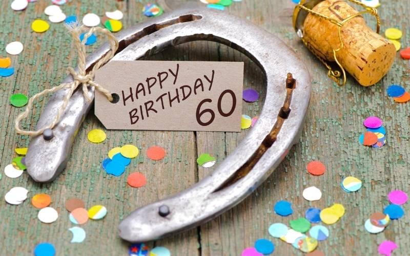 Happy 60th Birthday Images - 5