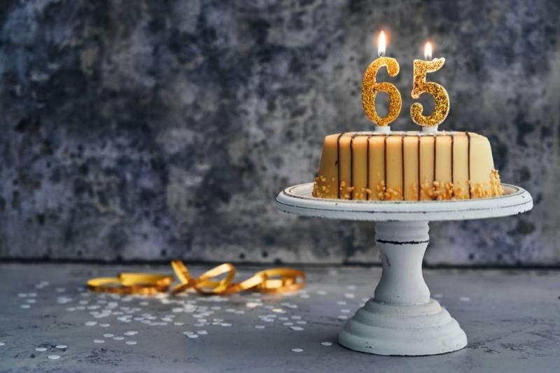 Happy 65th Birthday Images - 1