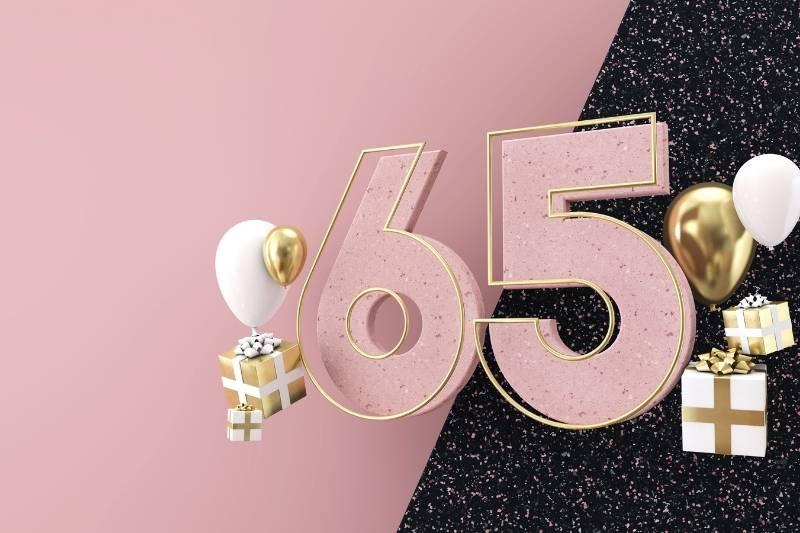 Happy 65th Birthday Images - 12