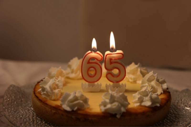 Happy 65th Birthday Images - 14