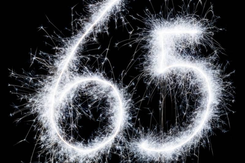 Happy 65th Birthday Images - 7