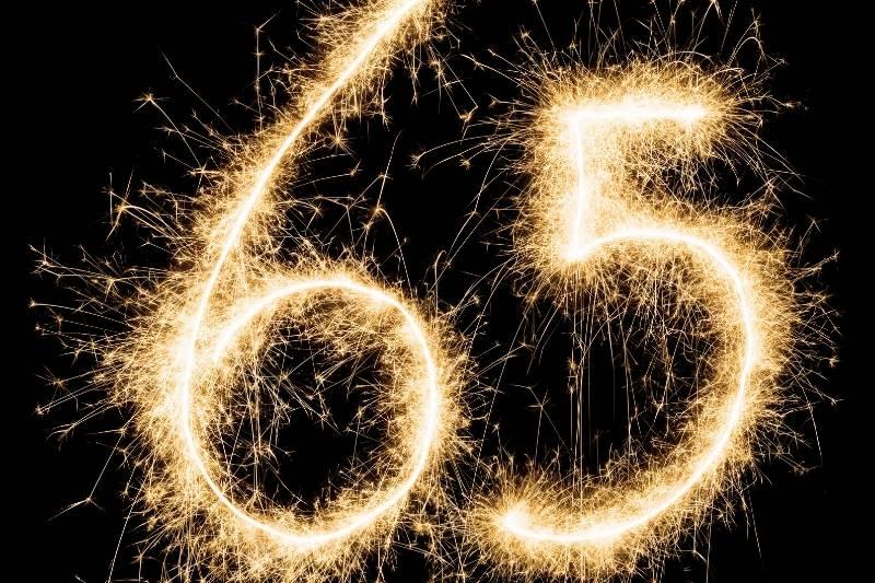 Happy 65th Birthday Images - 9