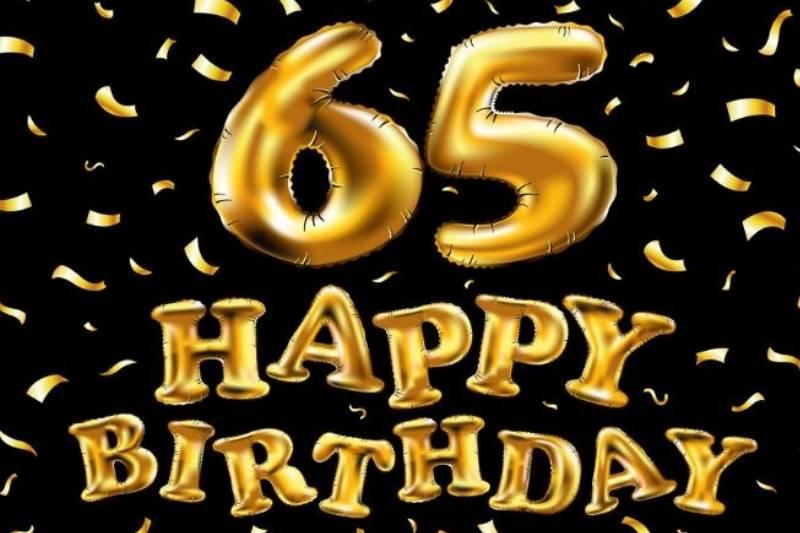 Happy 65th Birthday Quotes