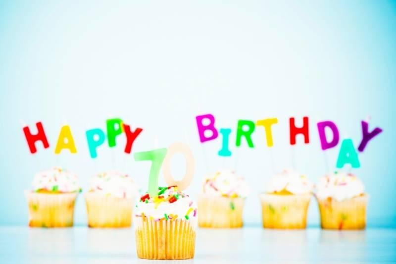 Happy 70Th Birthday Images - 1