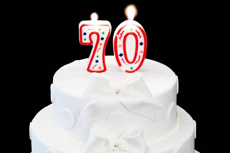 Happy 70Th Birthday Images - 10