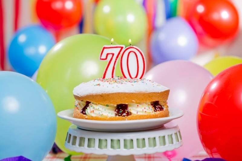Happy 70Th Birthday Images - 12