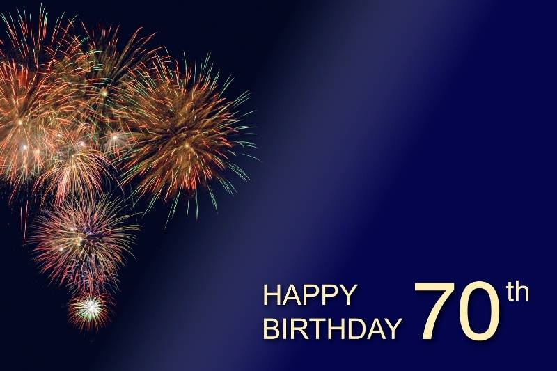 Happy 70Th Birthday Images - 13