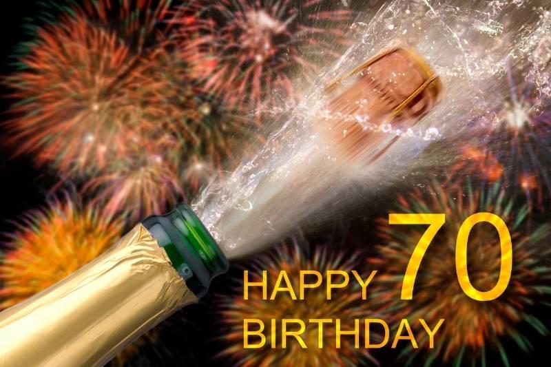 Happy 70Th Birthday Images - 15