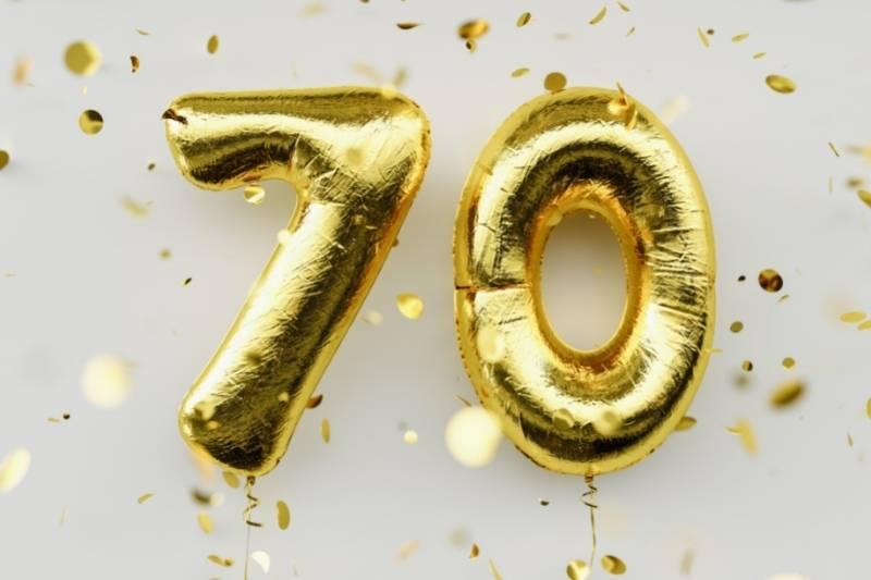 Happy 70Th Birthday Images - 18