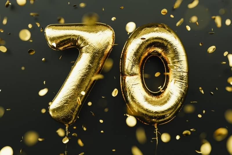 Happy 70Th Birthday Images - 19