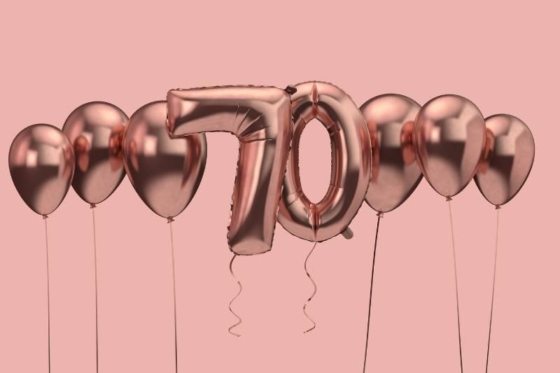 Happy 70Th Birthday Images - 20