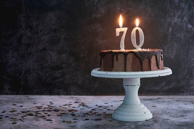 Happy 70Th Birthday Images - 5