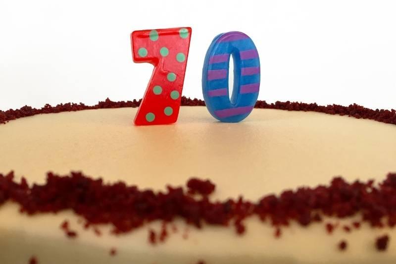 Happy 70Th Birthday Images - 6