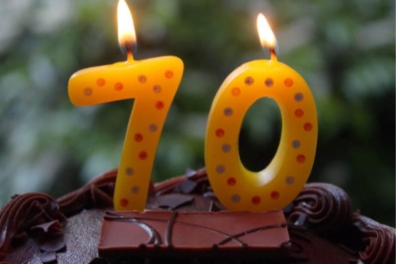 Happy 70Th Birthday Images - 7
