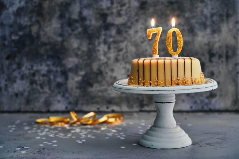 Happy 70Th Birthday Images - 8