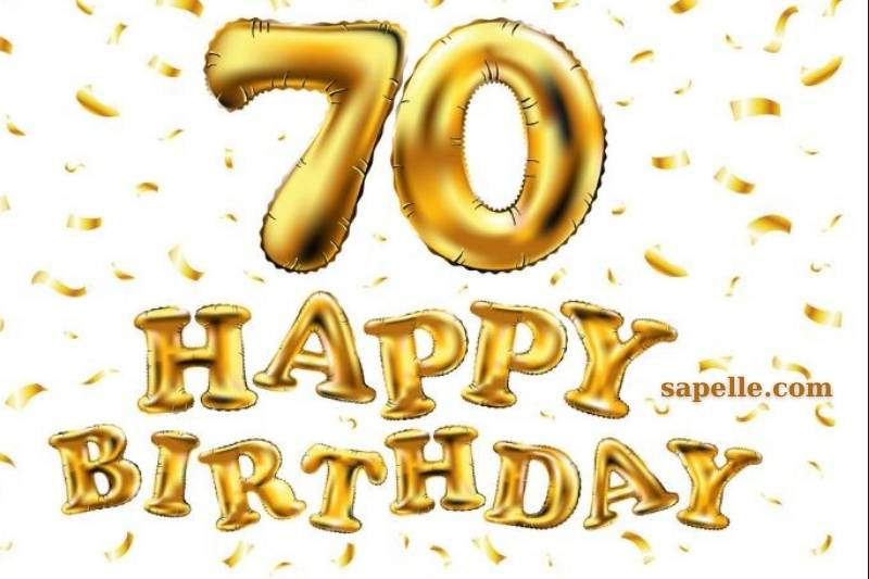 Happy 70Th Birthday Images Free Download 2021