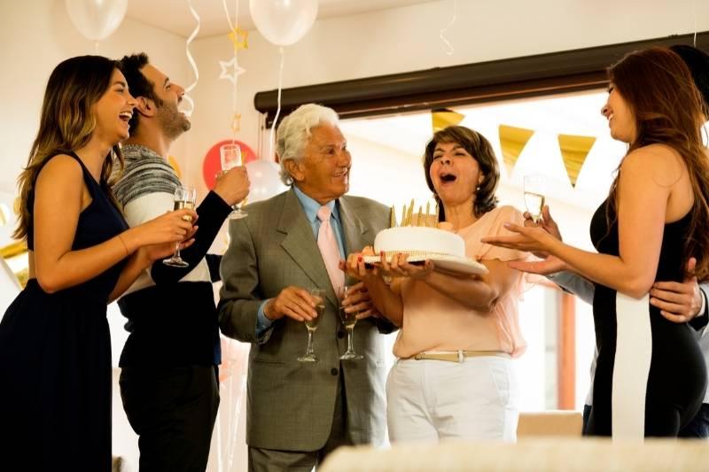 Happy 75th Birthday Wishes for Grandma