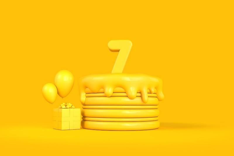 Happy 7th Birthday Images - 13