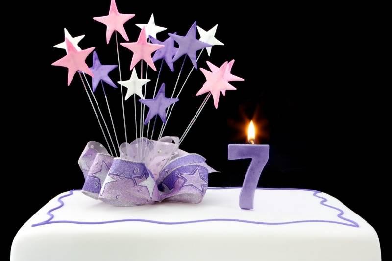 Happy 7th Birthday Images - 7