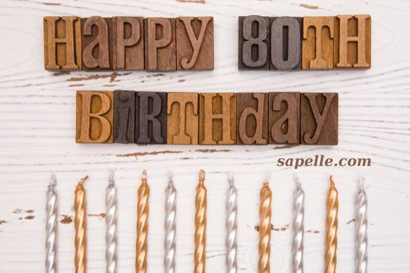 Happy 80Th Birthday Images Free Download 2021