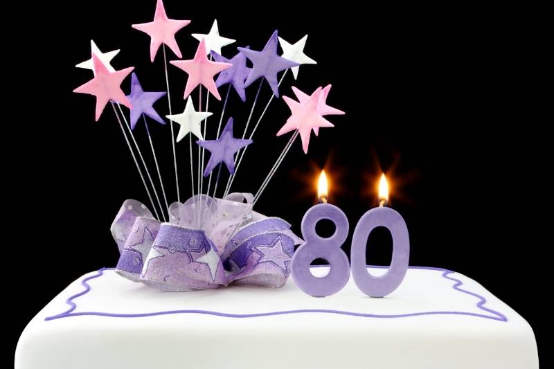 Happy 80th Birthday Images - 10
