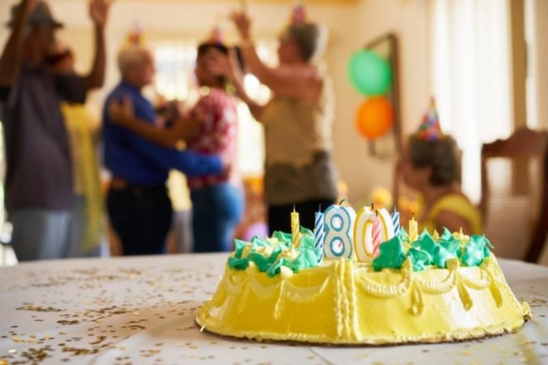 Happy 80th Birthday Images - 3