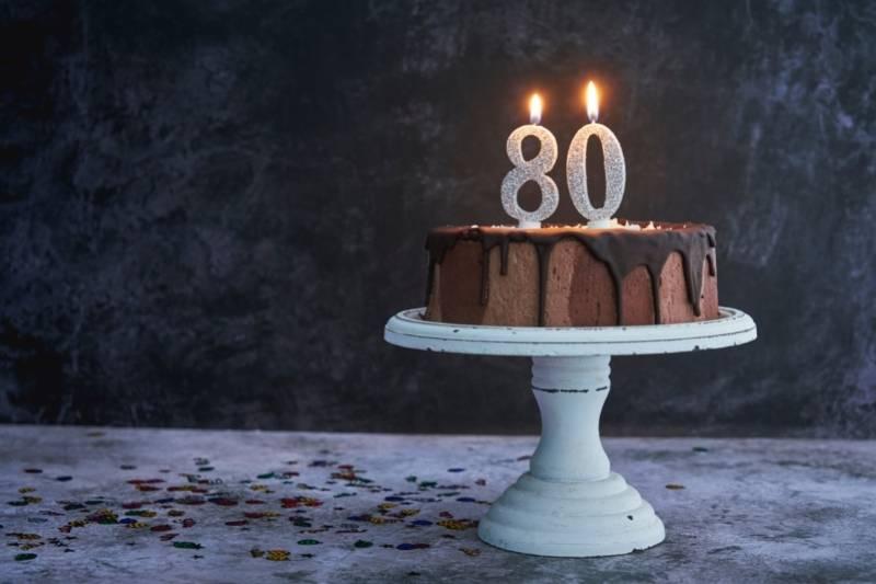 Happy 80th Birthday Images - 5