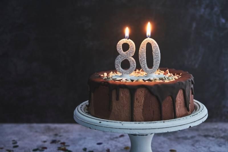 Happy 80th Birthday Images - 7
