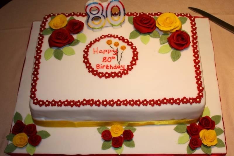 Happy 80th Birthday Images - 8