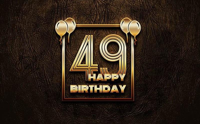 Happy Birthday 49ers Images - 16
