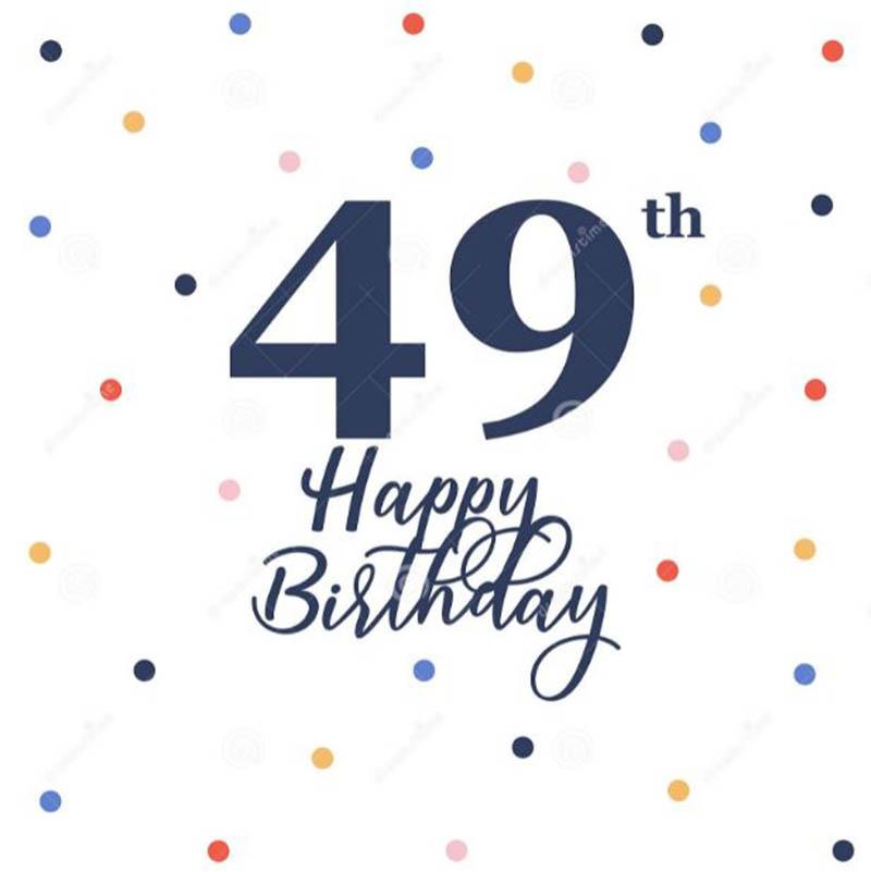 Happy Birthday 49ers Images - 30
