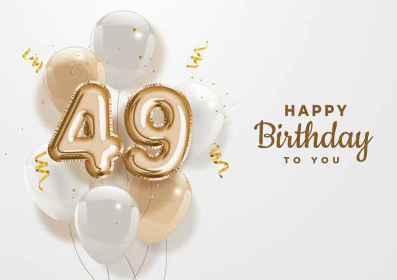 Happy Birthday 49ers Images - 41