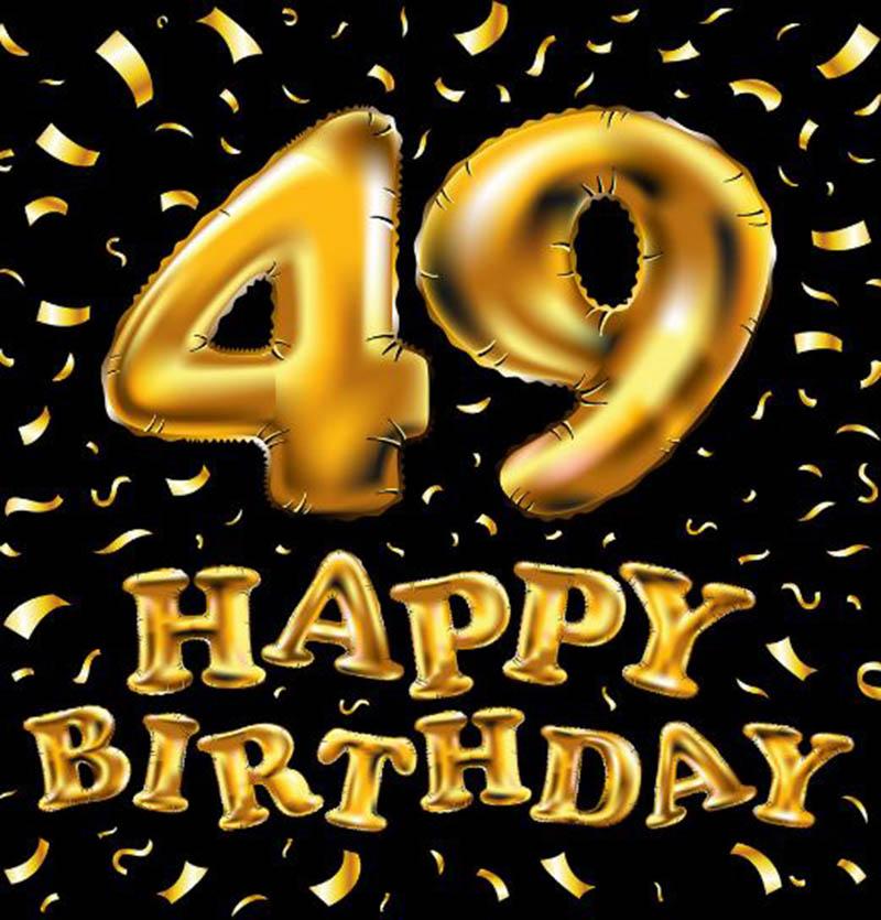 Happy Birthday 49ers Images - 44