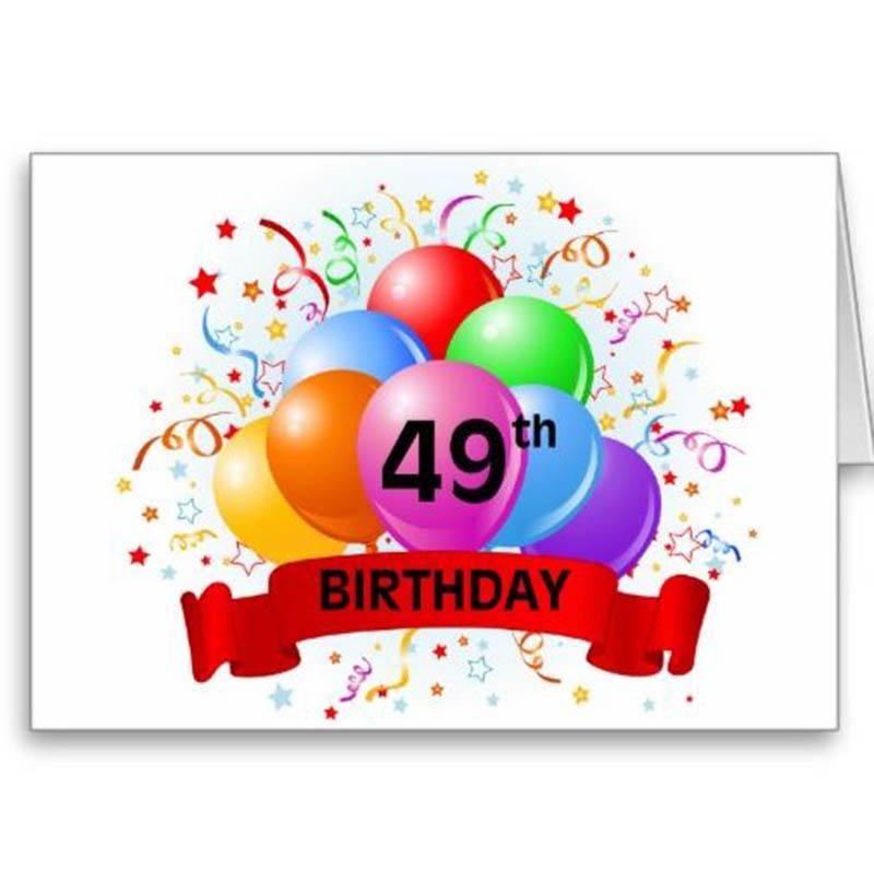 Happy Birthday 49ers Images - 46