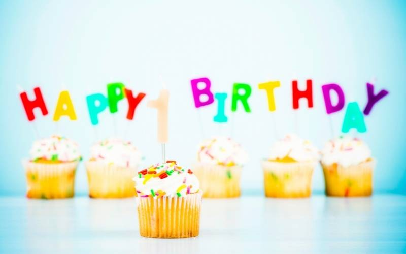 Happy Birthday Baby Images Free Download - 2