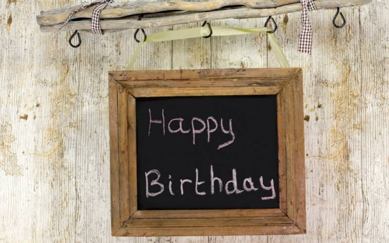 Happy Birthday Camping Images - 15