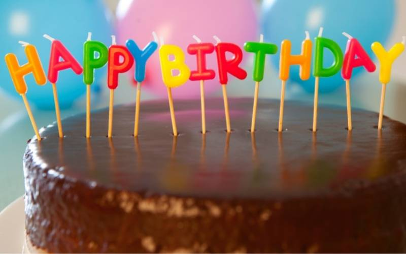 Happy Birthday Camping Images - 28