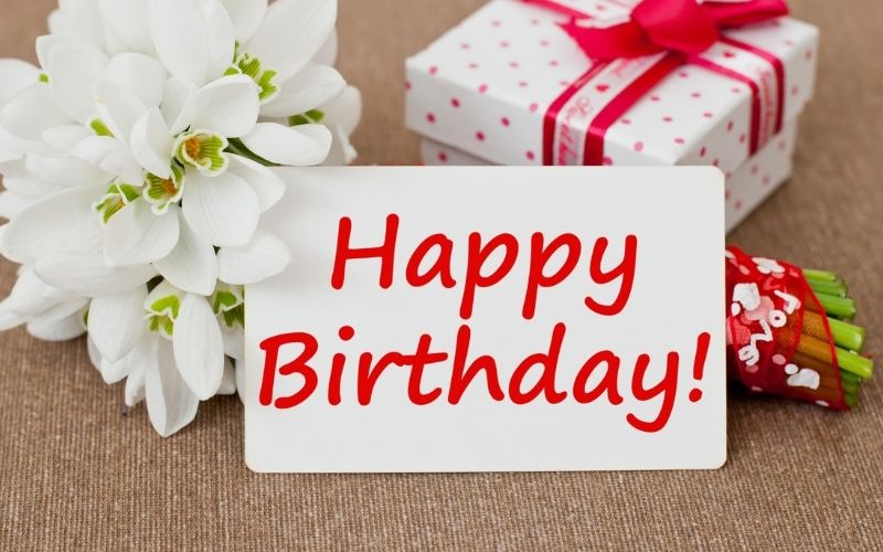 Happy Birthday Card Images - 1