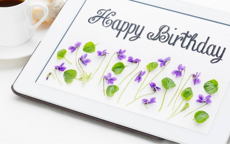 Happy Birthday Card Images - 28