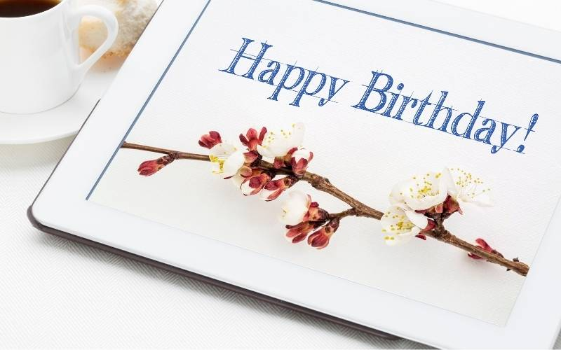 Happy Birthday Card Images - 34