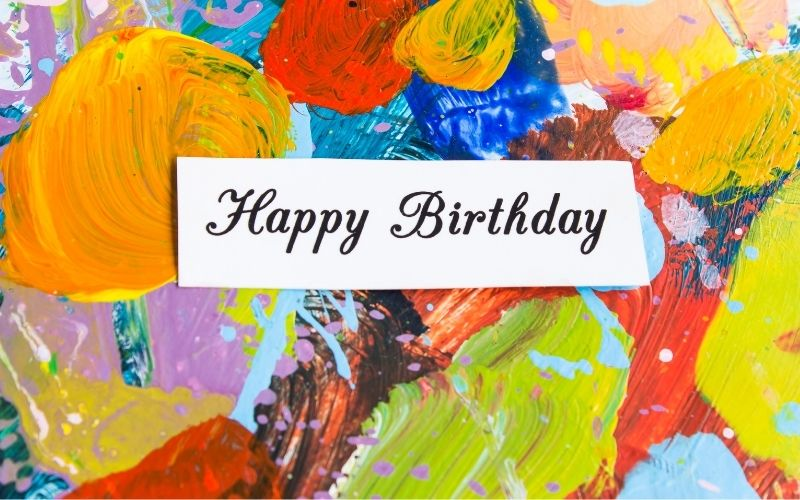 Happy Birthday Card Images - 4