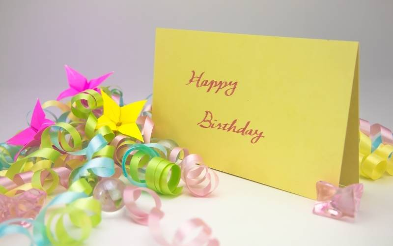 Happy Birthday Card Images - 43