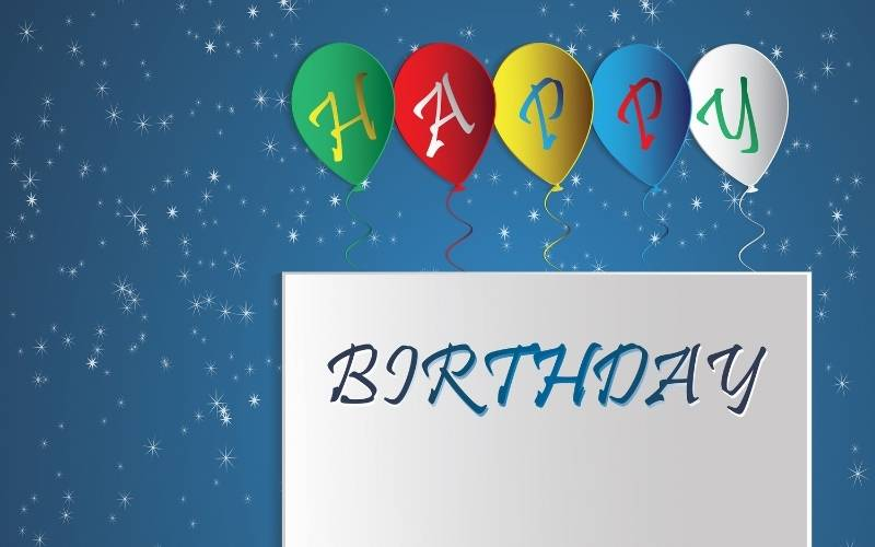 Happy Birthday Card Images - 8