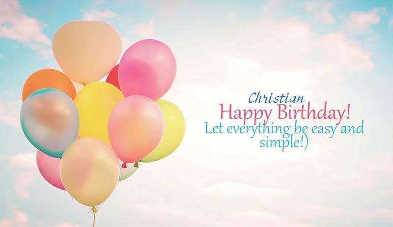 Religious Happy Birthday Images - 3