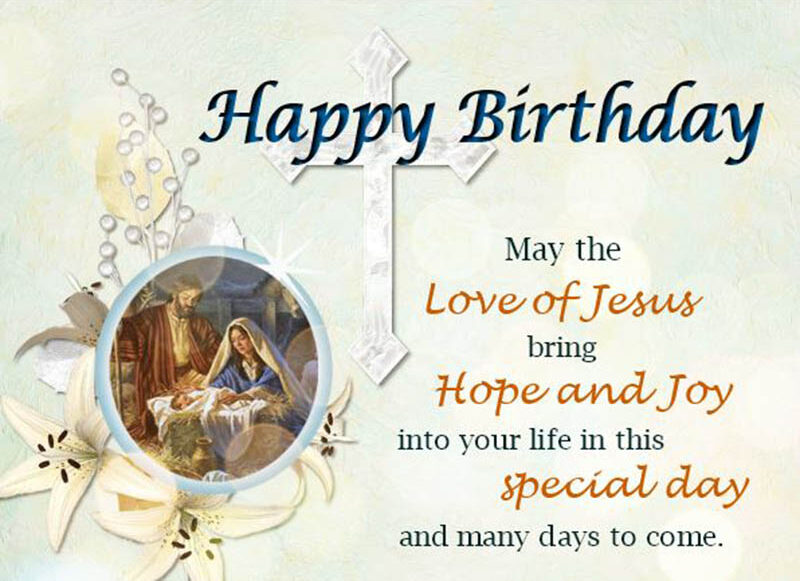 Religious Happy Birthday Images - 4